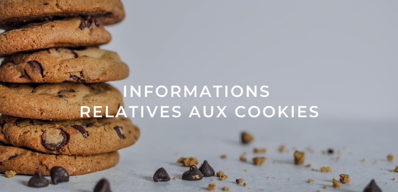 Informations sur les cookies
